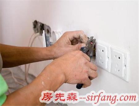 安装开关插座必须留意的6个细节,电工没这样做一分钱都不要给!