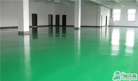 地坪涂料价格一般是多少  常用地坪涂料的特点