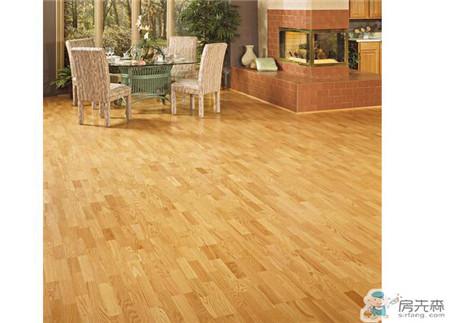 实木复合地板的选购技巧及保养方法