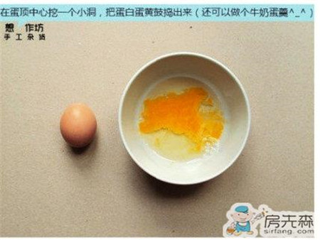 鸡蛋创意礼物 看过的都说好想要
