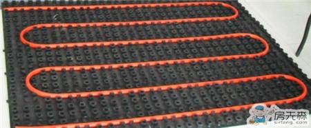 干式地暖模块怎么样  干式地暖模块的优点介绍