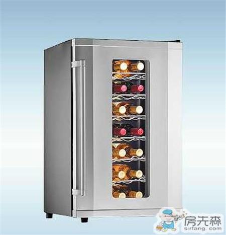 冰箱和恒温不锈钢酒柜的区别介绍