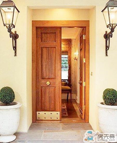 开什么方向的门才是吉门 来看看五大富贵之门