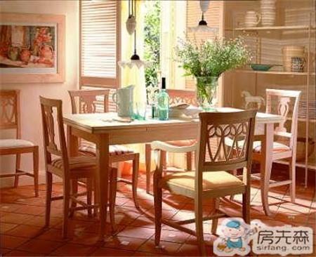 家居餐桌风水摆放禁忌 避免家庭矛盾