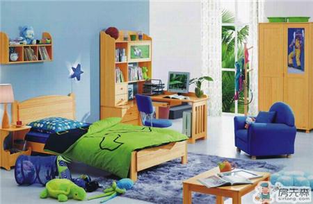 儿童环保家具的品牌有哪些  儿童环保家具品牌介绍
