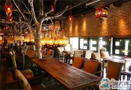 咖啡桌椅什么样的好  咖啡厅桌椅尺寸介绍