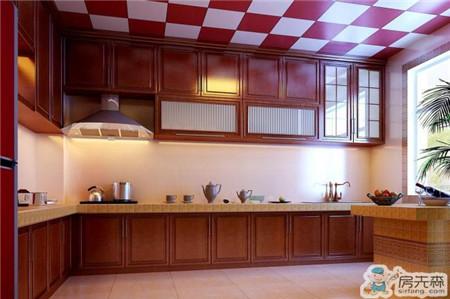 厨房风水色彩选择 厨房风水色彩也讲究