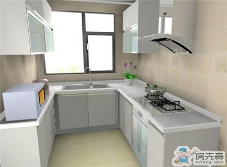 厨房风水:厨房颜色风水上有什么讲究