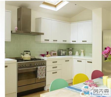 厨房颜色风水搭配知识 哪些颜色有利于厨房风水