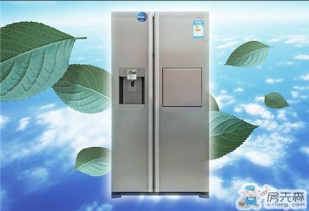 海尔法式对开门冰箱的特点  法式对开门冰箱的优劣势