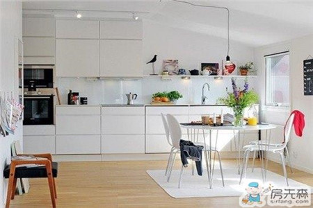 厨房家具摆放要点 厨房风水家具摆放技巧