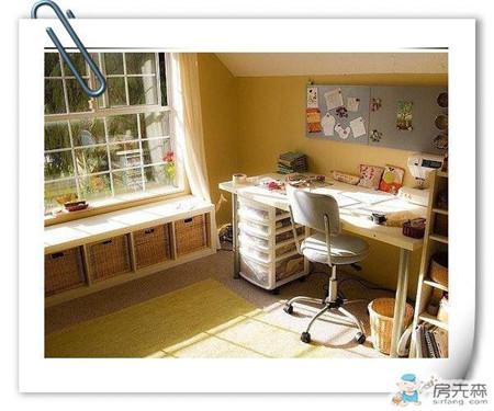 小户型书房装修 小书房如何设计好