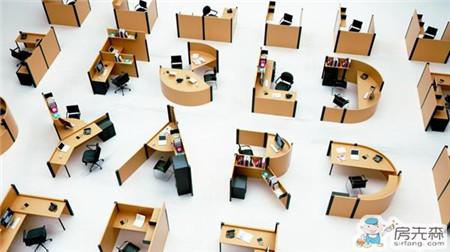 创意字母办公桌  给公司来一套吧