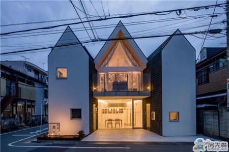 创意家居设计欣赏 火焰般的日式风格