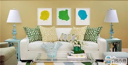 布艺装饰家居更有创意 教你布置温馨的家