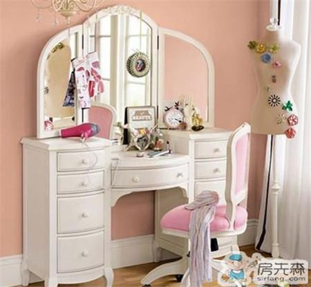 卧室风水:梳妆台要怎么摆放才正确
