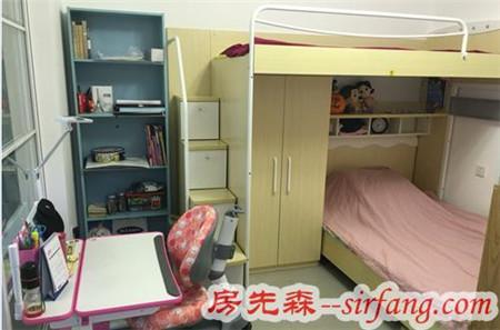 40平小房住下一家四口,客厅卧室傻傻分不清楚