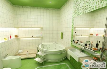 卫生间瓷砖铺贴风水 卫生间瓷砖颜色风水