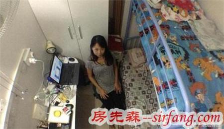 和老公蜗居4年,在广州终于有了属于自己的35㎡新房!