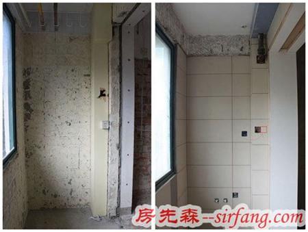 新房装修是先包门套还是先贴瓷砖?别弄反了!