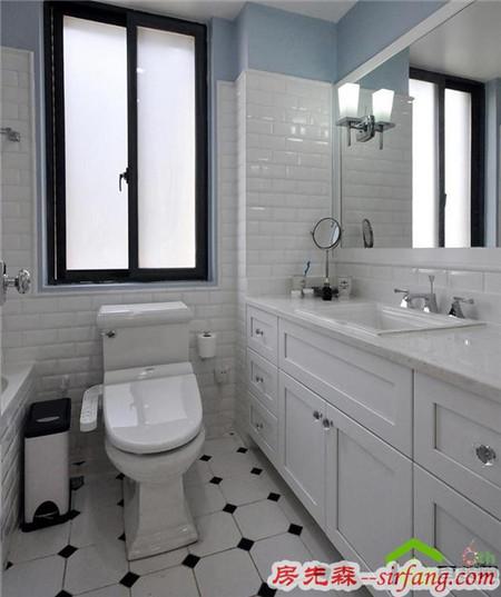 卫生间装修如何做到省钱又省心?卫生间装修省钱的技巧介