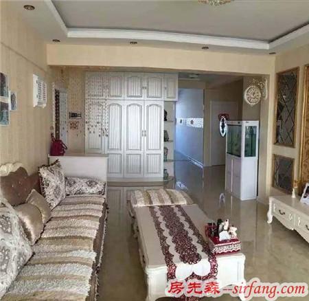 120㎡欧式两居室婚房装修,为了省钱家具软装都是网购的!