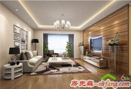 家庭装修选择木地板时如何考虑地板纹路与装修风格的搭