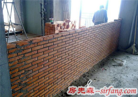 装修砌墙注意事项有哪些