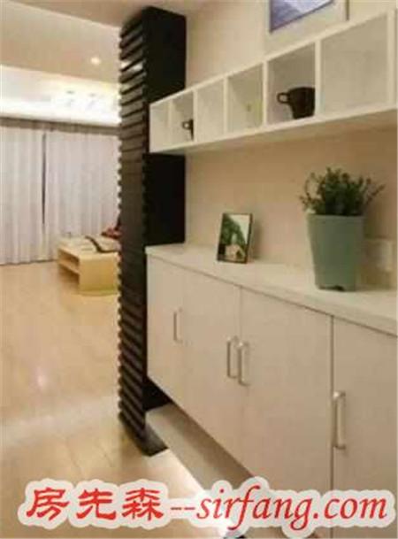 家庭装修玄关鞋柜你家的落伍了,现在流行这样装,后悔装早了!
