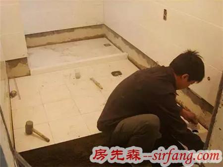 卫生间贴瓷砖要墙压地还是地压墙?多少用户被坑了都不知道!