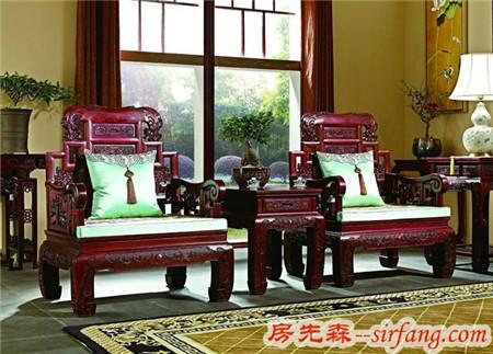 中西文化造就红木家具,古典与时尚同行!